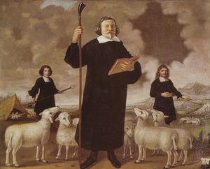 Clemens Bijleveld als evangelische herder