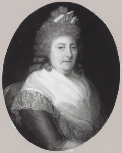 Portret van Petronella Stas (1741-1814)