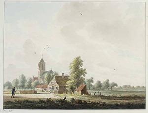 Het dorp Heesselt