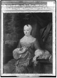 Portret van Mevrouw Lormier