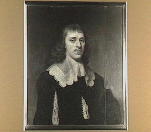 Portret van Dirck van Egmond van de Nijenburg (1614-1663)