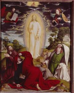 De transfiguratie (Matt. 17:1-13; Marcus 9:2-13; Lucas 9:2-13)