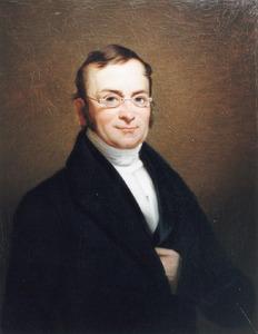 Portret van Hendrik Viervant (1784-1846)