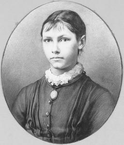 Portret van Johanna Anna Jacoba Colenbrander (1864-1880)