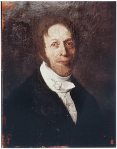 Portret van Jan Willemse