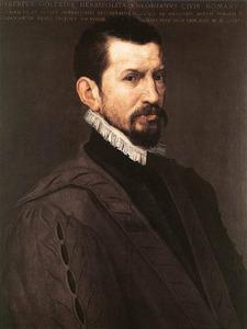 Portret van Hubert Goltzius (1526-1584)