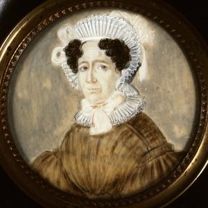 Portret van Aleida van Ingen (1783-1838)