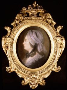 Portret van Josine Adrienne Antoinette van der Gon (1757-1805)