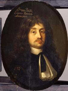 Portret van Jørgen Bielke (1621-1696)