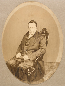Portret van George Henry Wachter (1790-1864)