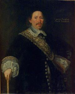 Portret van Gert Rehnskiöld (1610-1658)
