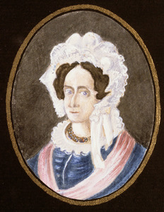 Portret van Geertruida van Gelder (1799-1851)