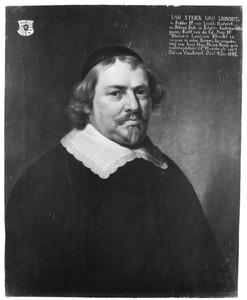 Portret van Johan (Jan) Strick van Linschoten (1583-1648)