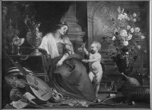 Vanitas-allegorie