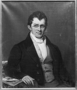 Portret van Willem Otto Berg (1783-1841)