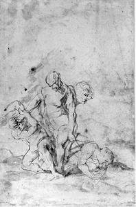 Simson doodt twee Filistijnen (Rechters 15: 15)