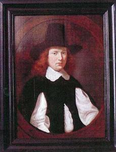 Portret van een man, mogelijk Jacob Symonsz. Verhoef ?-?)