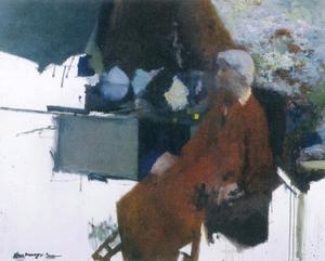 Portret van Charlotte van Pallandt (1898-1997)