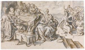 De wijze en de dwaze maagden (Mattheüs 25:1-13)
