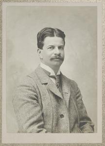Portret van Willem Jan Mari van Eysinga (1878-1961)