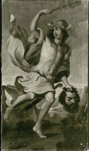 Mercurius, de god van de handel en bode der goden