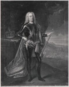 Portret van George II Augustus van Hannover (1683-1760)