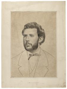 Portret van Willem Casimir van der Horst (1846-1903)