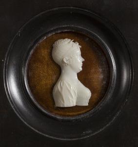 Portret van Maria Carolina Josephina Rijcksz (1776-1860)
