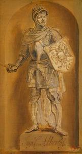 Standbeeld van keizer Albert I
