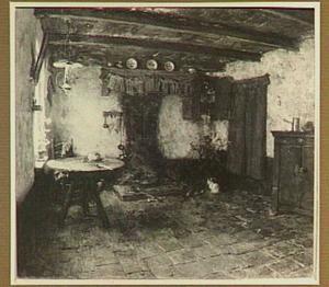 Interieur te Nunspeet