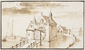 De Havenpoort in Harlingen