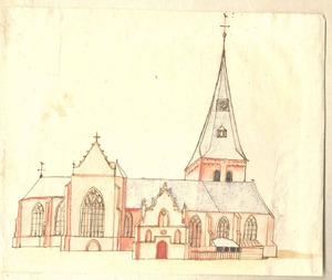 Wageningen, de kerk