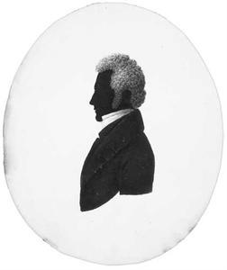 Portret van Aemilius Marcellus de Swart (1810-1873)