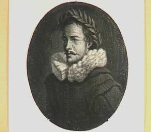 Portret van Jan Jansz. Starter (....-1626)