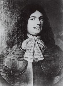 Portret van Christian Albrecht zu Dohna (1621-1677)