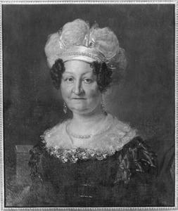 Portret van Francina Godardina Constantia van Lynden tot Hoevelaken (1761-1831)