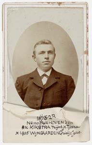 Portret van dhr. Petrus Adrianus Vietor (1878-1951)