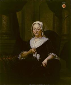 Portret van Anna Catharina ten Grootenhuys (1670-1740)