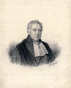 Portret van Herman Johan Royaards (1794-1854)