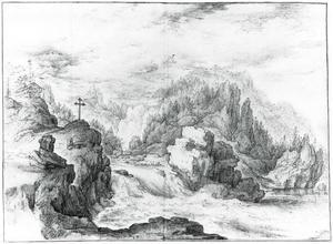 Waterval in de Rijn bij Schaffhausen