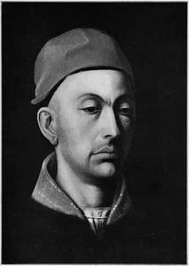 Portret van een man, mogelijk Pieter Adornes