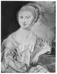 Portret van Anna Maria Emelia Martini (1763-1848)