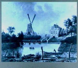De Diezerbuitenpoort in Zwolle