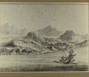 Groot en Klein Delos/Dilos in de Aegaeïsche Zee