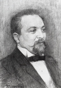Portret van Jan Coenraad Holtzappel (1868-1948)