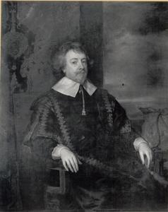 Portret van John Finch, 1st Baron Finch (1584-1660)