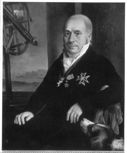 Portret van Cornelis Rudolphus Theodorus Krayenhoff (1758-1840)