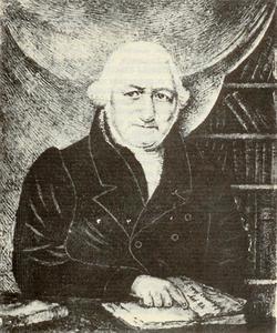 Portret van Adriaan Paets van Troostwijk (1752-1837)