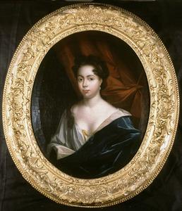 Portret van Johanna de Jonge van Ellemeet (1643-1693)