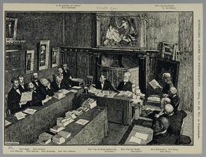 Koninklijke Akademie van Wetenschappen; zitting der afdeling Wis- en Natuurkunde